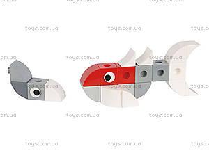 Конструктор Gigo «В мире животных. Рыбка-мандарин», 7254, купить