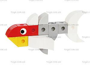 Конструктор Gigo «В мире животных. Рыбка-мандарин», 7254, отзывы