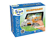 Конструктор Gigo «В мире животных. Слон», 7255, купить