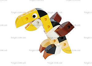 Конструктор Gigo «В мире животных. Тукан», 7260, купить