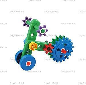 Конструктор Gigo «Волшебные шестерни-2», 7333P, игрушки