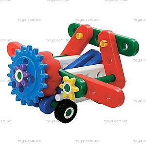 Конструктор Gigo «Волшебные шестерни», 7332P, детские игрушки