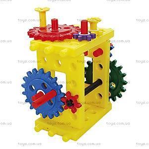 Конструктор Gigo «Волшебные шестерни», 7332P, toys