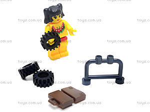 Конструктор Girls Series «Машина», 1205, игрушки