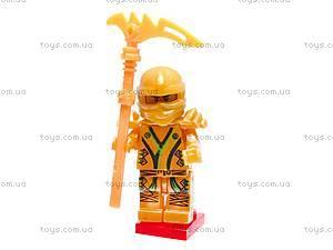 Детский конструктор «Золотой Ниндзя», 70503, купить