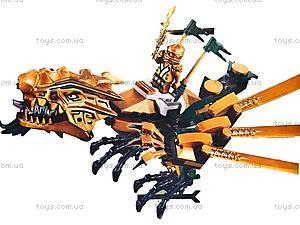 Детский конструктор «Золотой Ниндзя», 70503