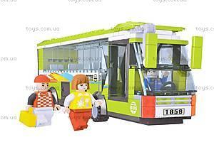 Конструктор «Автобус», 274 детали, 25604