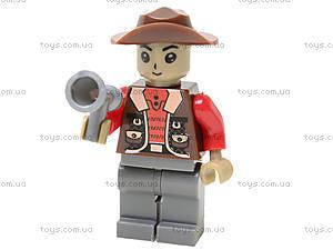 Конструктор «Гостевой вагон», 25606, toys