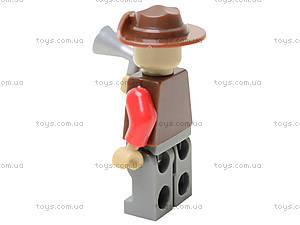 Конструктор «Гостевой вагон», 25606, іграшки
