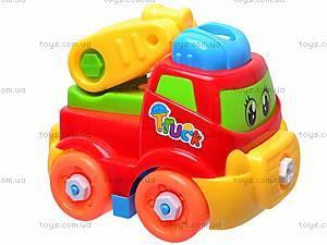 Конструктор «Грузовая машина», для малышей, 5322, купить