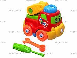 Конструктор «Грузовая машина», для малышей, 5322