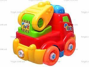 Конструктор «Грузовая машина», для малышей, 5322, фото