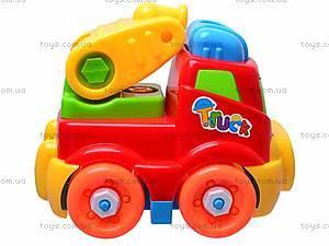 Конструктор «Грузовая машина», для малышей, 5322, отзывы