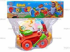 Конструктор «Грузовая машина», для малышей, 5322, цена
