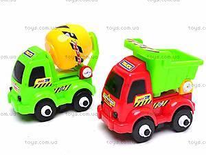Конструктор-грузовик Truck, JD02\04, купить