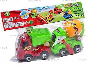 Конструктор-грузовик Truck, JD02\04, фото