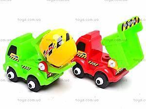 Конструктор-грузовик Truck, JD02\04, отзывы