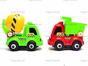 Конструктор-грузовик Truck, JD02\04, игрушки