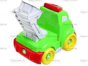 Конструктор-грузовик для детей, YZ881-1, купить