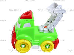 Конструктор-грузовик для детей, YZ881-1, отзывы