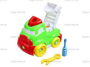 Конструктор-грузовик для детей, YZ881-1, цена