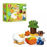 Конструктор «Happy Farm: ферма» 11 деталей, M38-B6015, купить