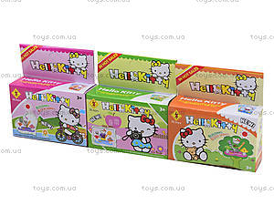 Конструктор для детей Hello Kitty, 6 видов, SL8902, купить