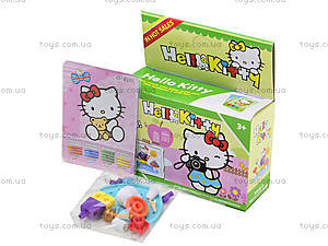 Конструктор для детей Hello Kitty, 6 видов, SL8902, фото