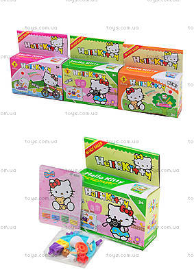Конструктор для детей Hello Kitty, 6 видов, SL8902