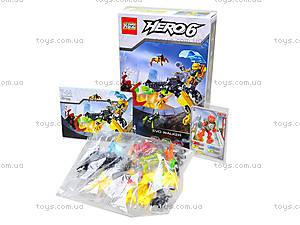 Герой-конструктор Hero 6, 306-1306-2, фото