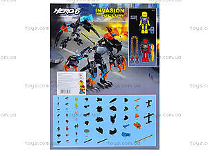 Детский конструктор Hero 6, 308, купить