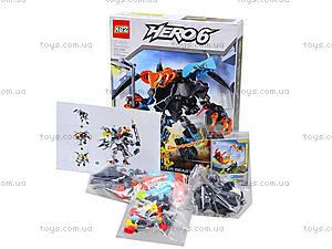 Детский конструктор Hero 6, 308, фото