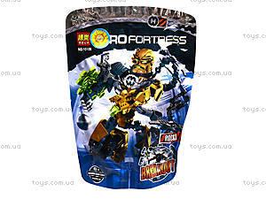 Детский конструктор Hero Fortress, 10106-10109
