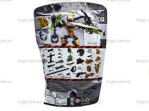 Детский конструктор Hero Fortress, 10106-10109, купить