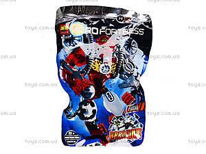 Детский конструктор Hero Fortress, 10106-10109, игрушки
