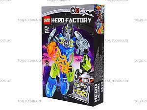 Конструктор-трансформер Hero Factory, 301302303304, купить