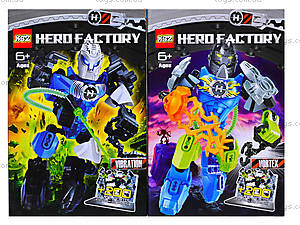 Конструктор-трансформер Hero Factory, 301302303304, цена