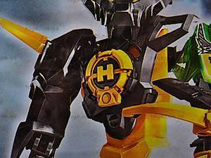 Конструктор HERO, 6 видов, 96C, игрушки