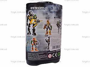 Конструктор HERO, 6 видов, 96C, детские игрушки