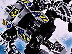 Пластиковый конструктор Hero, 93B, игрушки