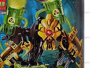 Конструктор Hero Fortress в колбе, 9896-9899, отзывы