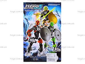 Конструктор детский Hero 5, 9023, купить
