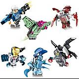 Конструктор «Heroes Assemble» несколько видов, JX1017