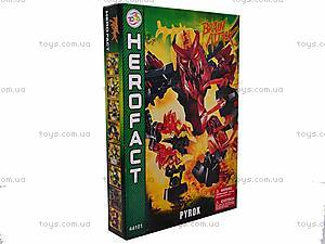 Конструктор Herofact «Pyrox», 44101