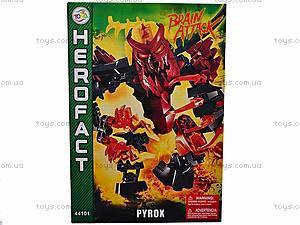 Конструктор Herofact «Pyrox», 44101, цена