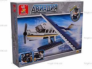 Конструктор игровой «Авиация», M38-B0361R