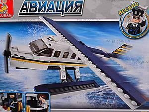 Конструктор игровой «Авиация», M38-B0361R, фото
