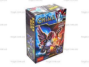 Конструктор игровой Chima Legend, 5004-5006