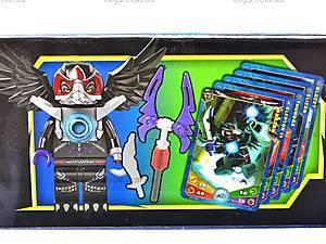 Конструктор игровой Chima Legend, 5004-5006, фото