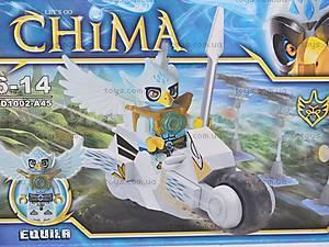 Конструктор игровой для детей «Чима», TD1002-A45, отзывы